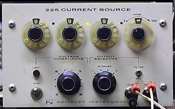 KEITHLEY 225 True Bipolar Current Source