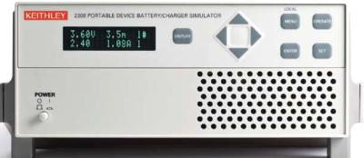 KEITHLEY 2308 Portable Device Battery/Charger Simulator