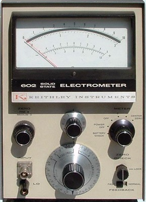 KEITHLEY 602 Solid State Electrometer