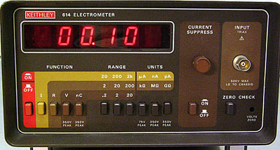 KEITHLEY 614 Digital Electrometer