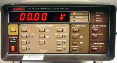 KEITHLEY 617 Programmable Electrometer/Source
