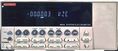 KEITHLEY 6514 Electrometer