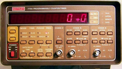 KEITHLEY 775A Programmable Counter/Timer