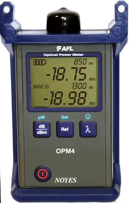 NOYES OPM4-3D Handheld Optical Power Meter
