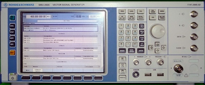 ROHDE & SCHWARZ SMU200A 2.2 /3 /4 or 6 GHz Vector Signal Generator