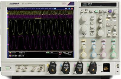 TEKTRONIX DSA70804C 4 Ch 8 GHz Digital Signal Analyzer