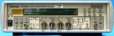 TEKTRONIX ST2400A 2.4 Gb/s SDH / SONET Test Set
