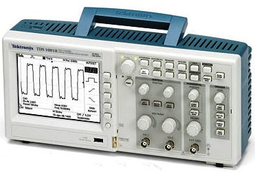 TEKTRONIX TDS1002B 2 Ch 60 MHz Digital Storage Oscilloscope