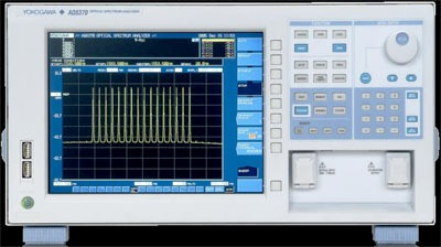 YOKOGAWA AQ6370 600 to 1700 nm Optical Spectrum Analyzer