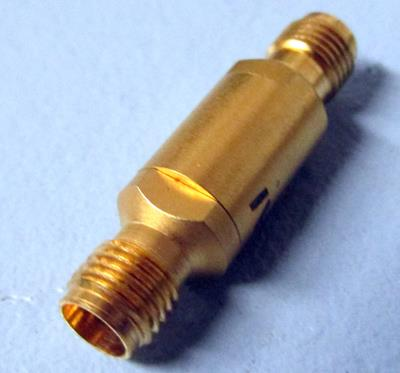 CUSTOM-CAL CC-5002-TF 26.5 GHz, 3.5 mm Female to Female Adapter