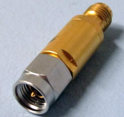 CUSTOM-CAL CC-5002-TFM 26.5 GHz, 3.5 mm Female to Male Adapter