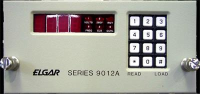 ELGAR 9012A Plug-In Programmable Oscillator for AC Power Source