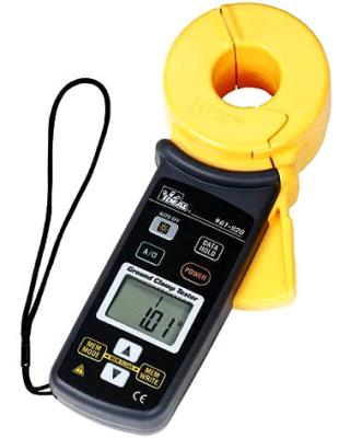 IDEAL 61-920 Ground Clamp Resistance Meter