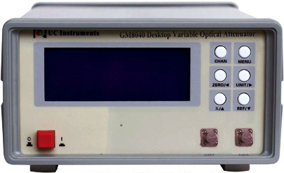 UC INSTRUMENTS GM8040 Variable Optical Attenuator