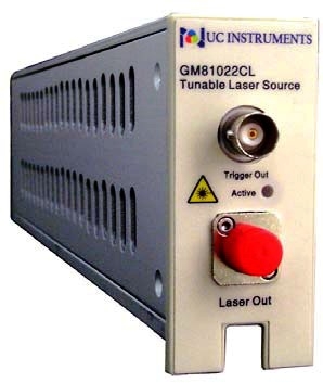 UC INSTRUMENTS GM81022CL C+L-Band Tunable Laser Module
