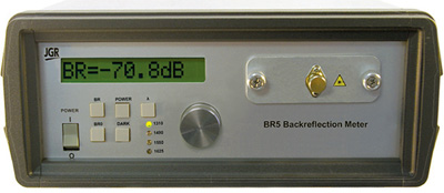 JGR BR5 Backreflection Meter Series