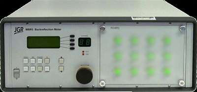 JGR MBR5-24 24-Ch Backreflection Meter