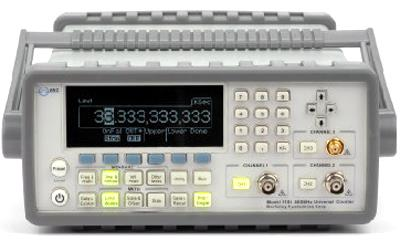 BERKELEY NUCLEONICS CORPORATION 1105 400 MHz Universal Frequency Counter
