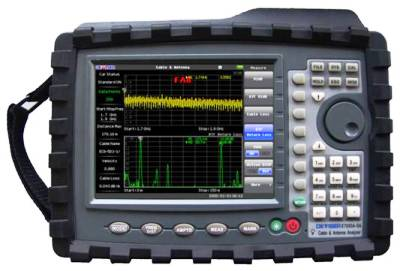 DEVISER E7000A 4400 MHz Cable & Antenna Analyzer